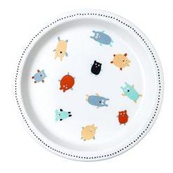 melamiininen lautanen