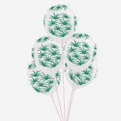 Viidakko ilmapallot