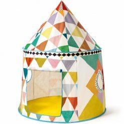 kuitukankainen teltta