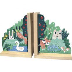 Kirjatuki lasten kirjahyllyyn