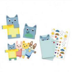 Kutsukorttisetti Cuddly toys