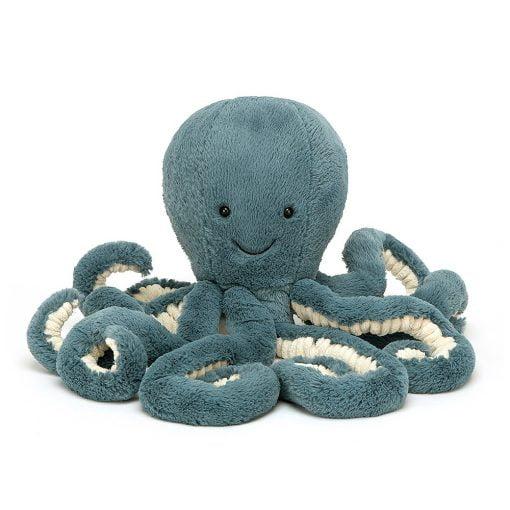 Storm octopus mustekala