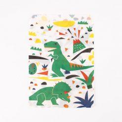 paperipussit dinosaurus