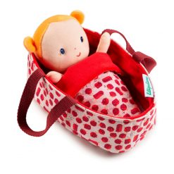 Kankainen vauvanukke
