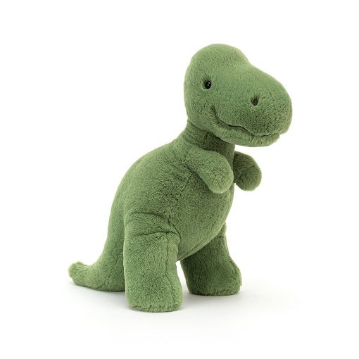 pehmolelu dinosaurus