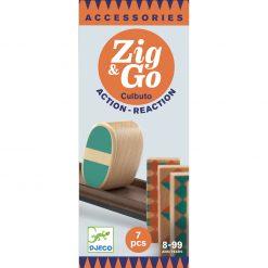 Rakennuspeli Zig & Go sarjasta